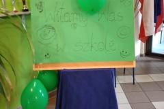 17.05.2021 Witamy Was w szkole. Mamy nadzieję, że miło będziecie wspominać ten pierwszy dzień.