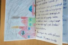 25-02-2021 Mikołaj Giersz uczeń kl. III SP w ramach Szkolnego Klubu Ucznia Zdolnego z przyrody wykonał folder ukazujący jego ulubione miejsca na Górnym Śląsku