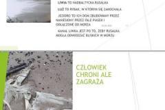 23.04.2021 Tydzień Ziemi. Koordynator p. Rojek Jezioro Liwia Łuża. Zuzanna Nikiel - Wójtowicz z kl. VI b SP