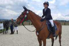 28.05.2021 - 30.05.2021 Aleksandra Konewecka kl. VII SP uczestniczyła w zawodach - Equestriada 2021, ZT klasa LL.